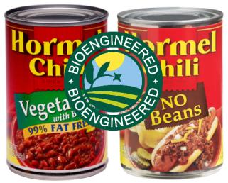 bioengineered label exclusions