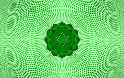 Il quarto chakra: Anahata, chakra del cuore