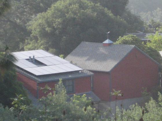 solar panels alternative energy electricity home