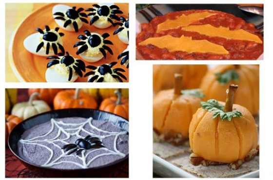 Halloween Gluten Free Savory Treats