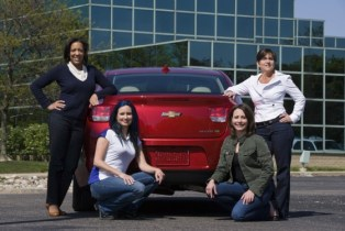 How Four Moms Have Shaped the Future of GM and the Malibu Eco