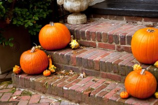 Environmentally-Friendly Pumpkin Tricks and Treats