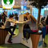Pedal Powered Outlets | Green Wings Award