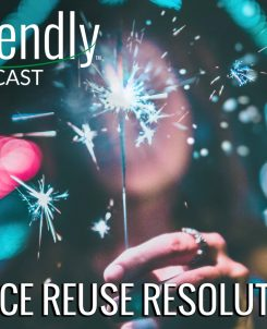 The Biofriendly Podcast - Episode 43 - Reduce Reuse Resolutions