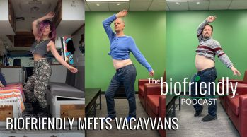 Biofriendly Meets VacayVans