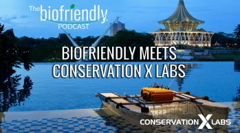 Biofriendly Meets Conservation X Labs