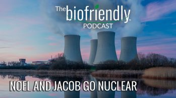 Noel and Jacob Go Nuclear