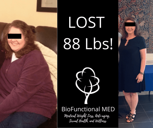 Lost 88 Lbs