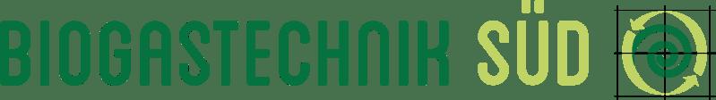 Logo Biogastechnik Süd 2019 länglich grün