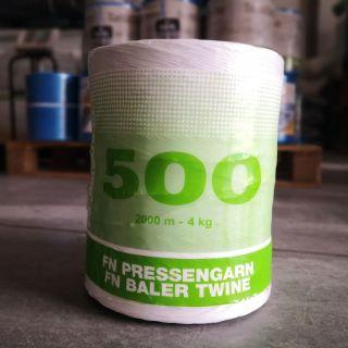 Sznurek rolniczy typ 500, 2000 tex, 2000 m, 4 kg