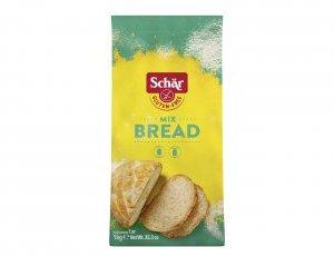 Mix B per pane schar senza glutine e senza lattosio