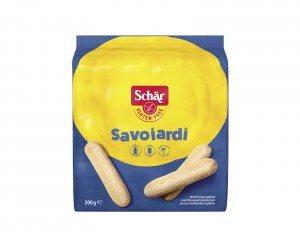 Savoiardi Schar senza glutine e senza lattosio