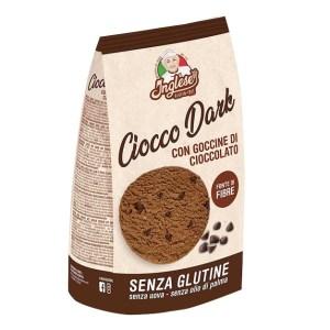 Ciocco Dark Inglese senza glutine e senza lattosio