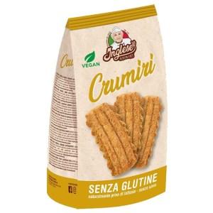 Crumiri Inglese senza glutine e senza lattosio