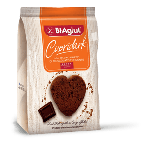 Cuori dark biaglut senza glutine