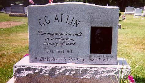 Nico Ann Deneault's father cemetery