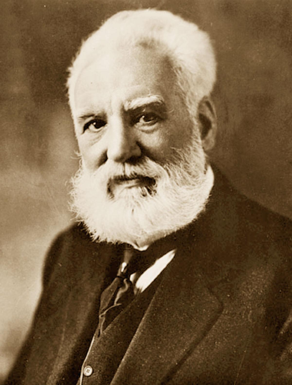 Biografia Di Alexander Graham Bell