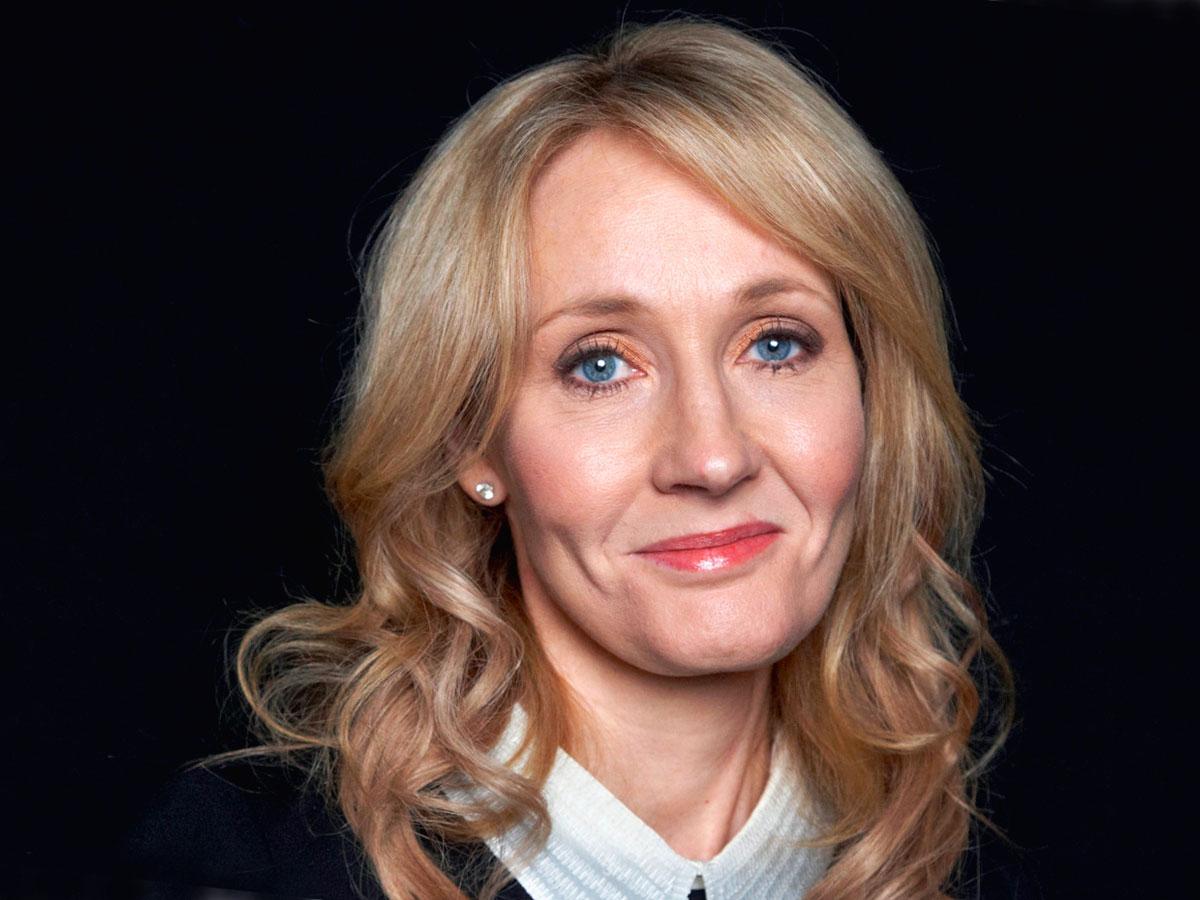 Biografia Di J.K. Rowling