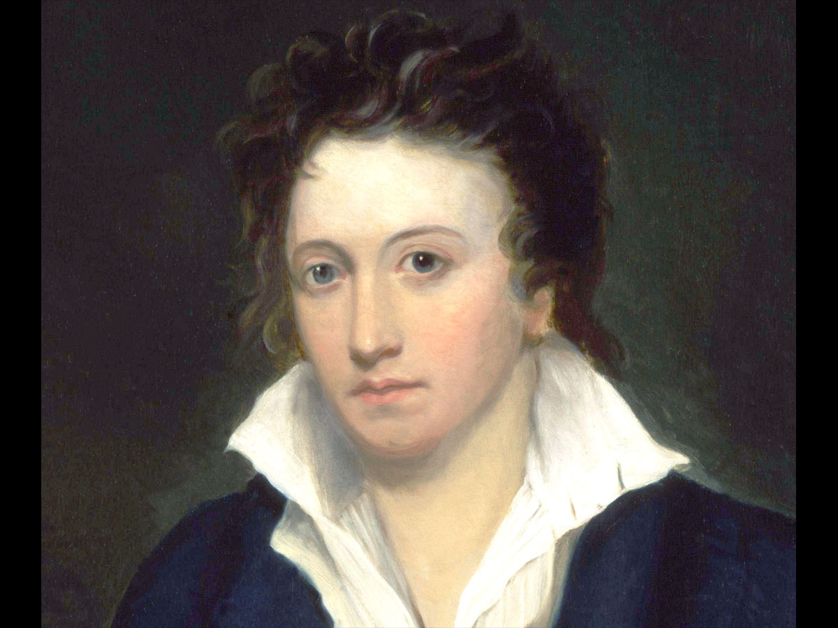 Posthumous portrait of Percy Bysshe Shelley by George Clint [https://i2.wp.com/biografieonline.it/img/bio/Percy_Bysshe_Shelley_1.jpg]