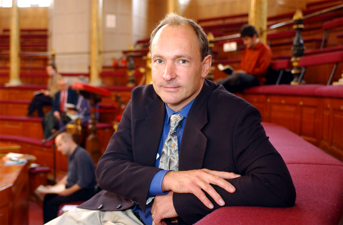 Tim Berners Lee Biografia