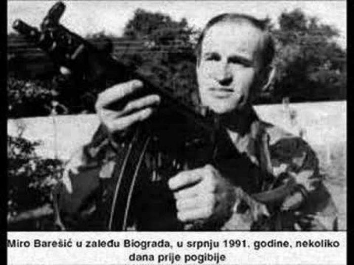 Dokumentarni film: Miro Barešić – povratak u domovinu i smrt (VIDEO)