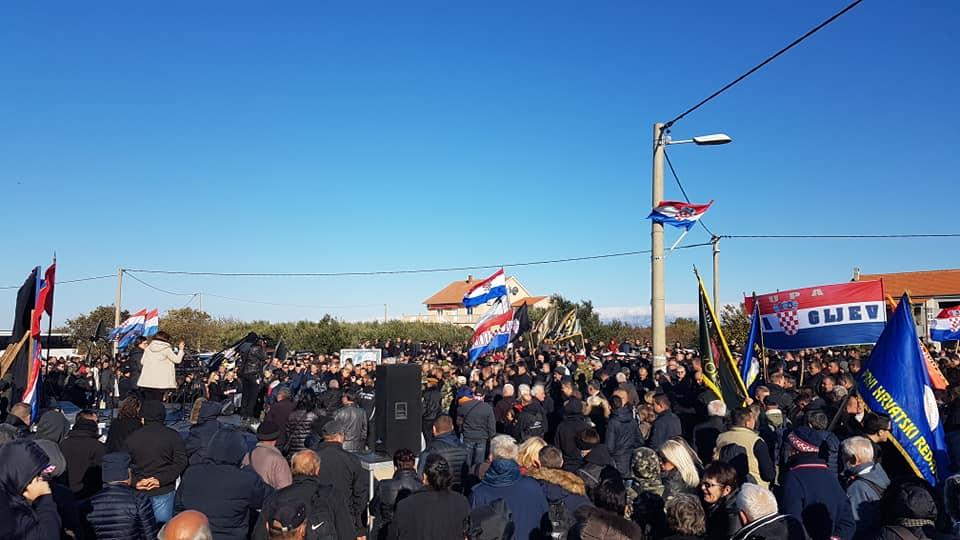 Škabrnja i Vukovar: Poginuli u mislima i srcima