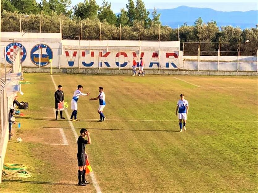 VIDEO: Sažetak utakmice između Uranie i biogradskog Primorca