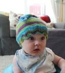 Ronan in Pumuckl at 5 months