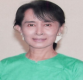 Aung San Suu Kyi Bio Height Husband Wiki & Family ...