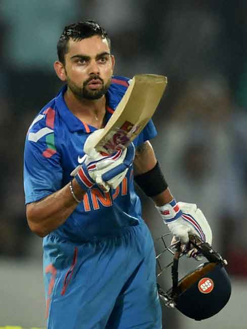 Biography of Virat Kohli