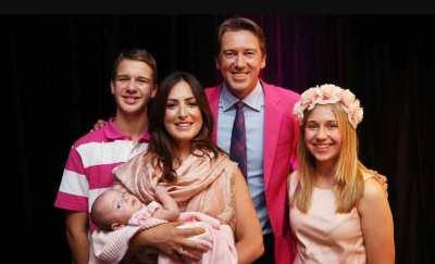 Glenn-McGrath-Family