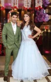 Rinni Sharma Brother