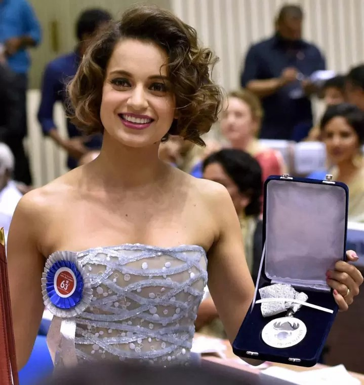 Read more about the article Kangana Ranaut Biography – Hindi | Lifestyle, Films, Career, Boyfriends, Family & More