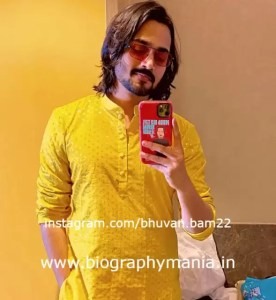 Read more about the article Bhuvan Bam (BB Ki Vines) Biography – Hindi   Height, Age, Girlfriend, Family, Income & More