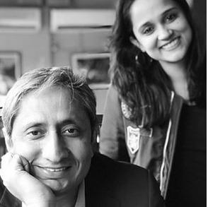 Ravish Kumar Instagram
