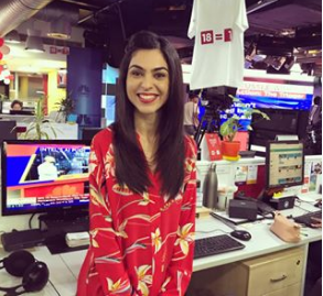 Shereen Bhan Instagram