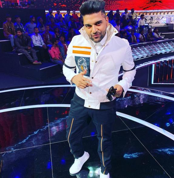 Guru Randhawa at Love Me India