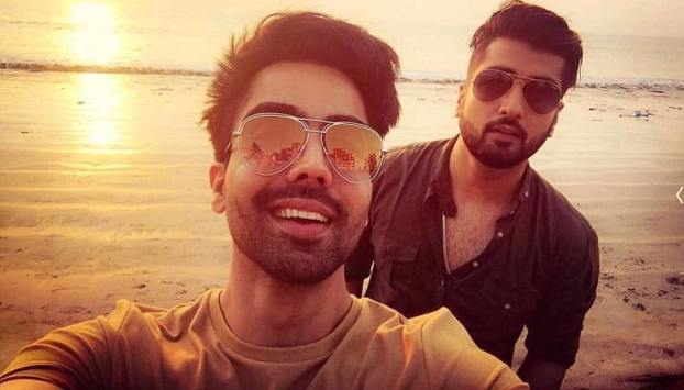 Hardy Sandhu with jaani