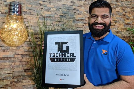 Technical Guruji Youtuber