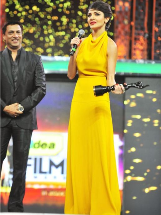 Filmfare Award for Best Supporting Actress in Jab Tak Hai Jaan.