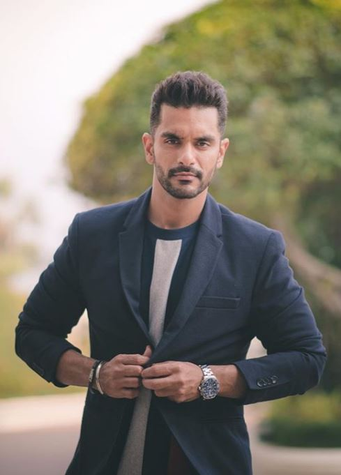 Angad Bedi Fashion