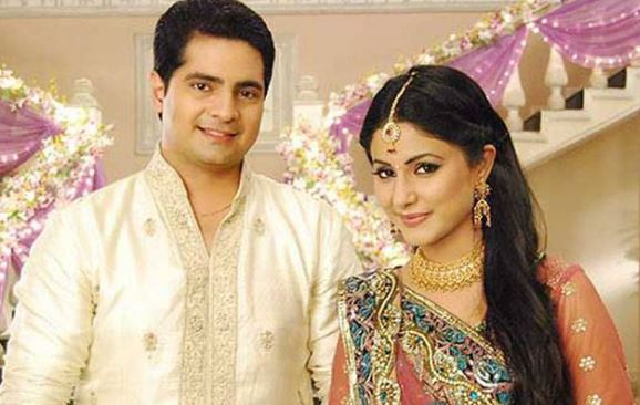 Karan Mehra in Serial