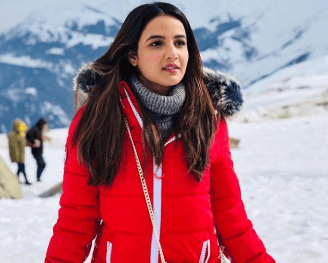 jasmin bhasin-Indian actress