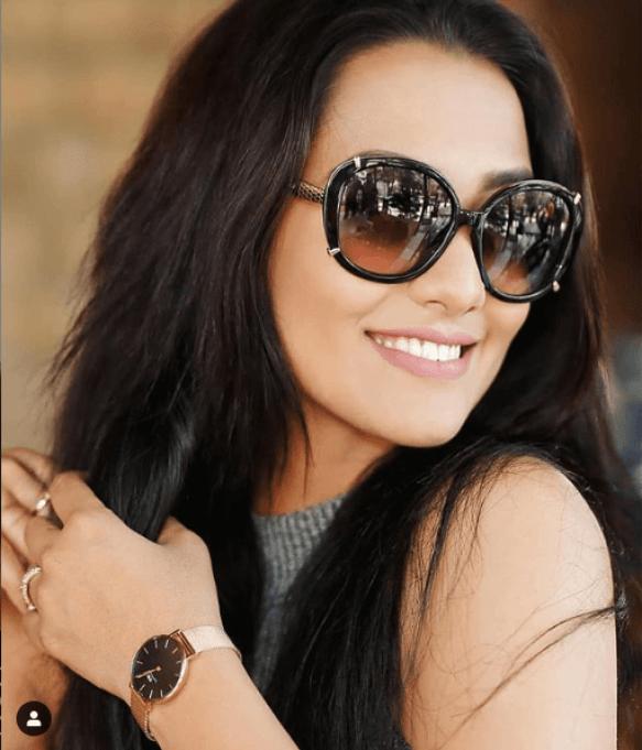Priyanka Karki Actress