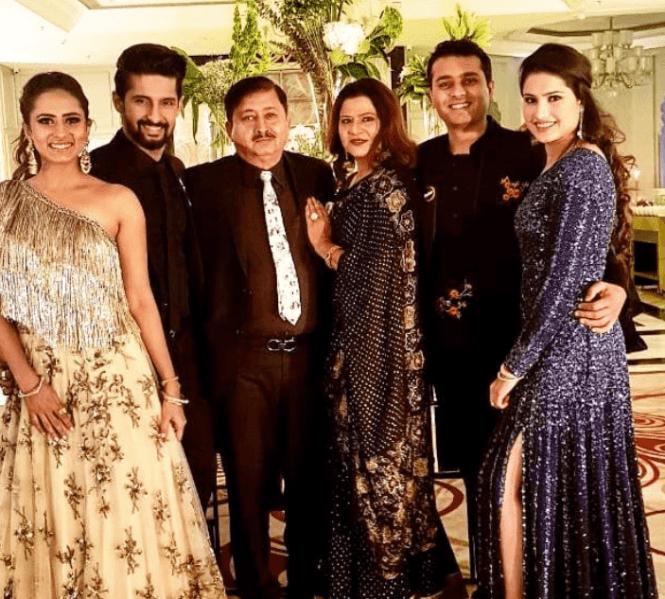 Sargun Mehta Indian Television Academy Awards