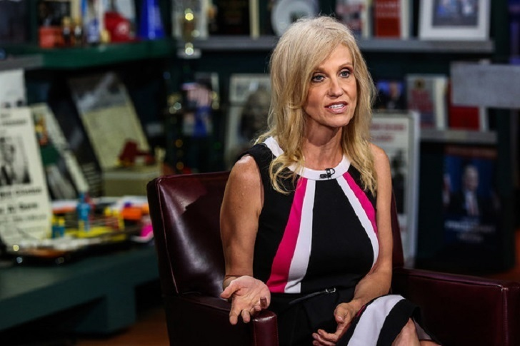 Kellyanne Conway is the Republican party Campaign manger for the nominee Donald Trump.