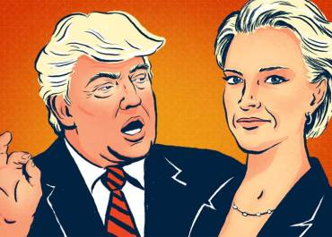 Megyn Kelly and Donald Trump ongoing Feud is not stopping anywhere now.