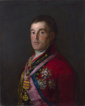 Arthur Wellesley, The 1st Duke of Wellington (1769-1852) (1/5)