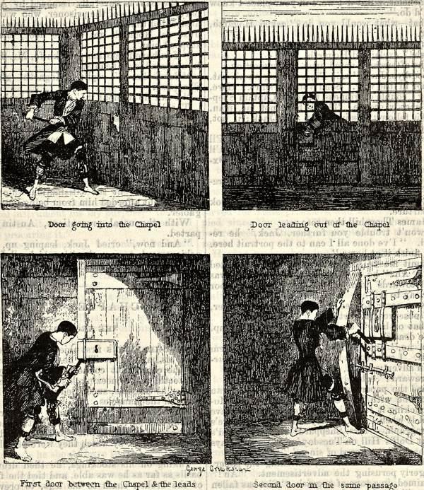 Jack Sheppard- celebrity escape artist (1702-1724) (4/5)