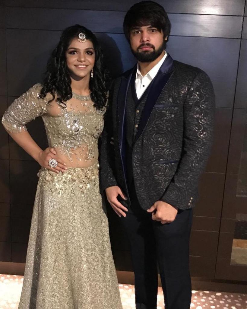Sakshi Malik Husband